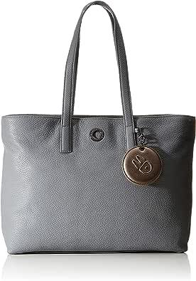 Mandarina Duck Mellow Leather, Bolso de mano para Mujer, Talla única