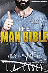 The Man Bible: A Survival Guide: Slater Brothers Book 6.5 Kindle Edition