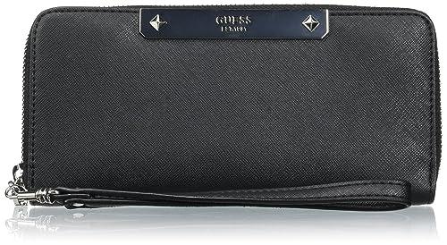 Guess - Swvy6693460, Carteras Mujer, Negro (Nero), 2x10x21 cm (W x H L): Amazon.es: Zapatos y complementos