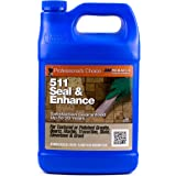 Miracle Sealants - 511 Seal and Enhance Penetrating Sealer and Color Enhancer 128oz - Gallon