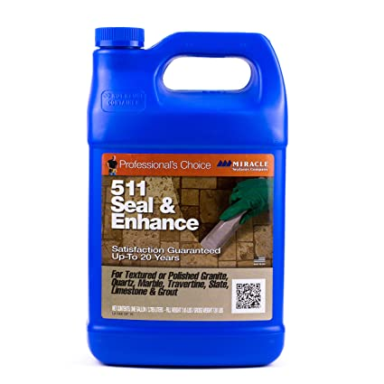 Miracle Sealants 511 Seal And Enhance Penetrating Sealer And Color