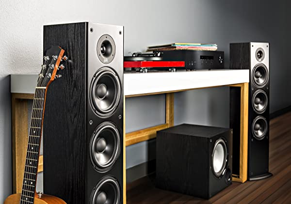 Best Floor Standing Speakers – Top 15 Rated Reviews