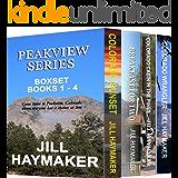 Peakview Series Box Set: Books 1-4