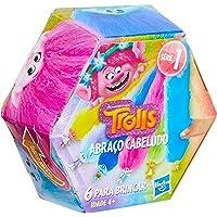 Brinquedo Bracelete Abraço Cabeludo Surpresa Trolls - E5117 - Hasbro - APENAS 1 (UM) ITEM SORTIDO, NÃO É POSSÍVEL…