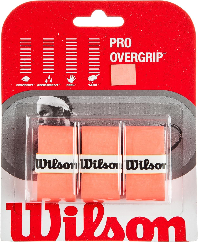 Wilson Pro Overgrip (3-Pack): Amazon.es: Deportes y aire libre