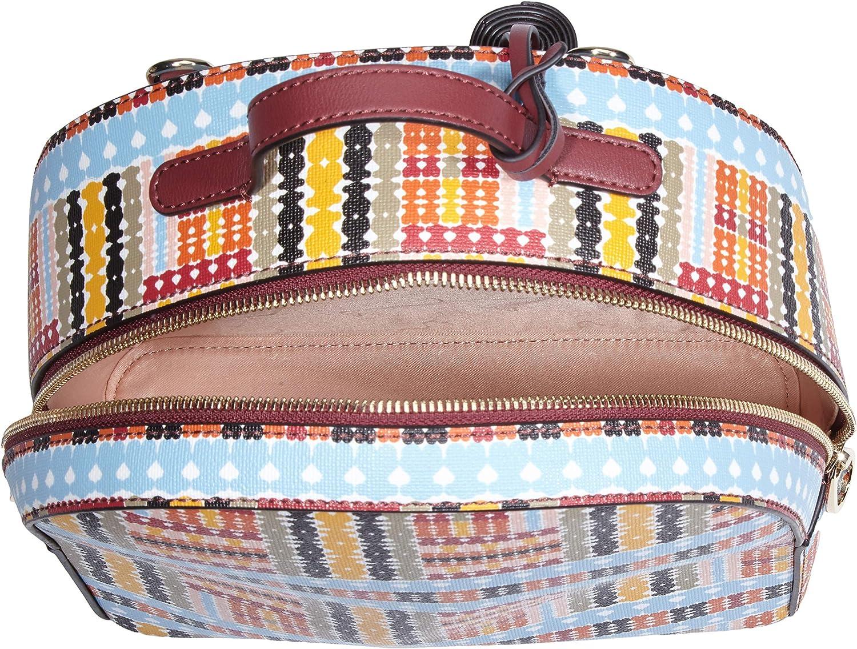 W x H x L TOUS Alicya Multicolor 995810312 Bolso mochila para Mujer 21.5x25x9.5 cm Multicolor