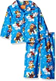 Nickelodeon Baby Boys' Paw Patrol 2-Piece Pajama Coat Set