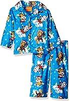 Nickelodeon Baby Boys' Paw Patrol 2-Piece Pajama Coat Set