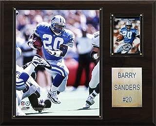 product image for NFL Barry Sanders Detroit Lions Player Plaque
