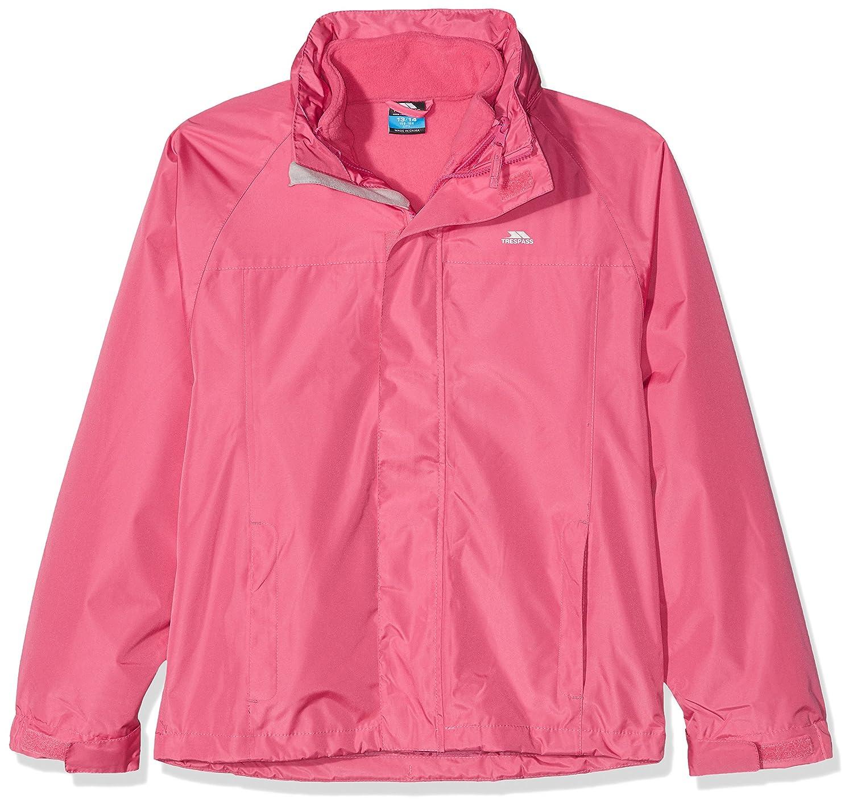 Trespass Skydive Kids 3 in 1 Waterproof School Hooded Jacket Boys Girls Coat