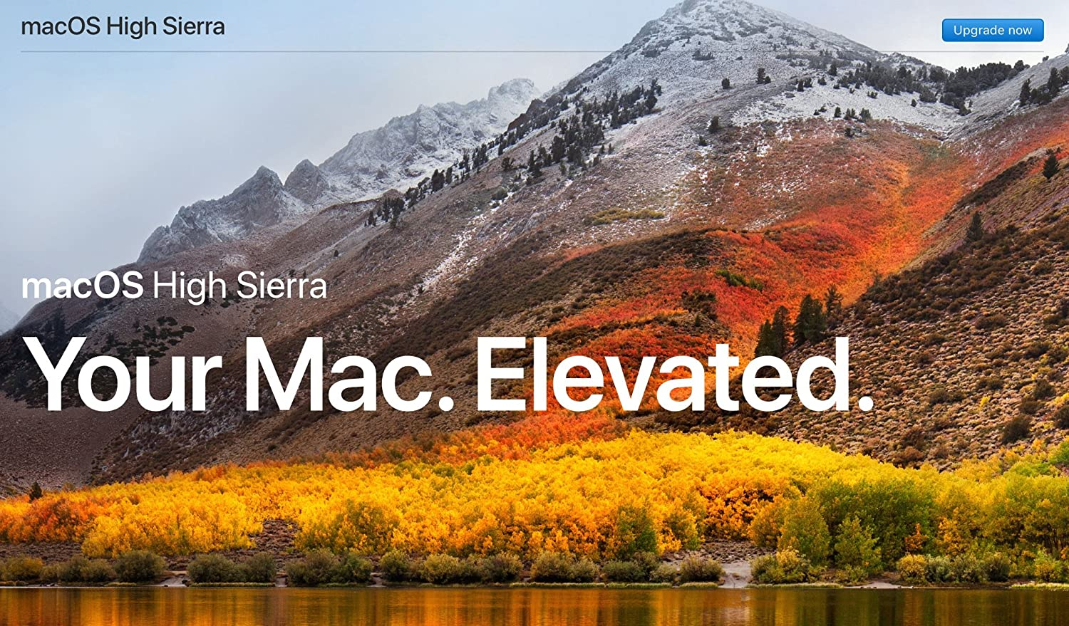 MacOS Mac OS X 10 13 High Sierra USB Drive Full Install Installer Update  Upgrade Recover Restore Backup