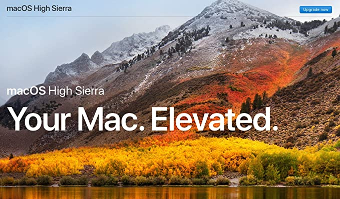 download high sierra 10.13.6 installer