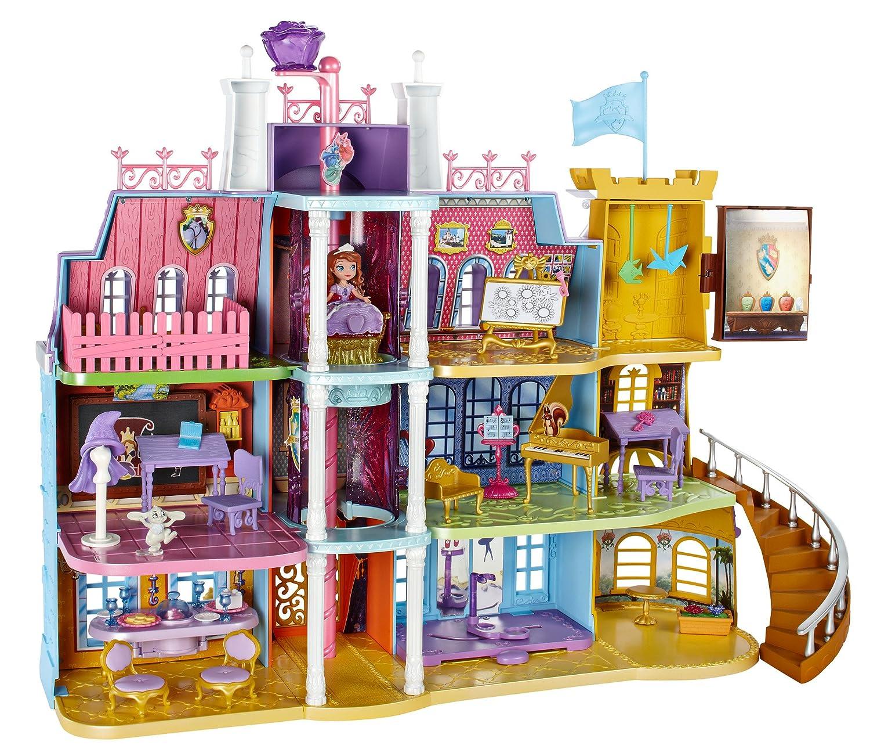 Amazon Disney Sofia The First Royal Prep Academy Toys Games