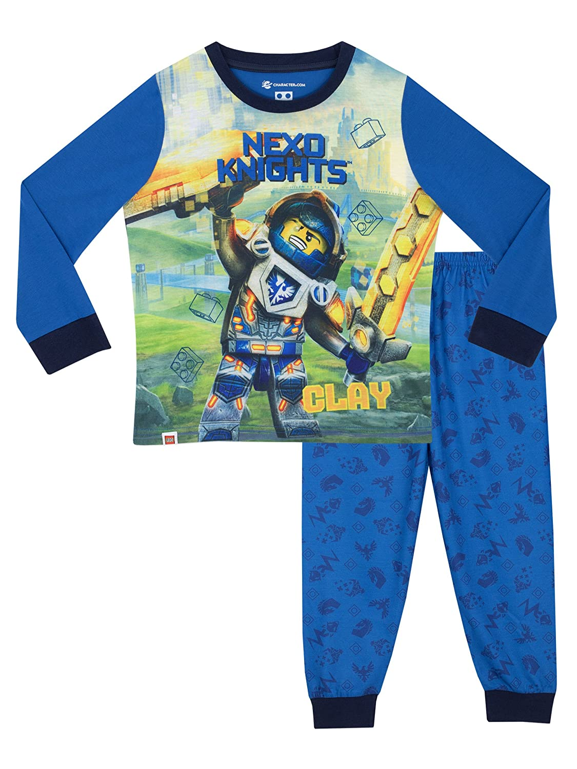 LEGO Nexo Knights Boys Nexo Knights Pajamas