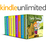 Kids book: The Terry Treetop Collection: Bedtime story- Beginner readers- Adventure - Animal stories-Teach Values Book-Funny-free story 3-8 (prime) Rhymes,Fantasy-Education-Animal ... Books for Early & Beginner Readers)