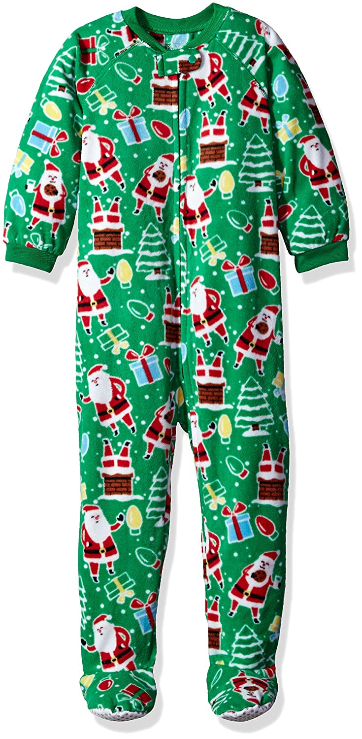 The Children's Place Boys' One-Piece Pajamas 2086675