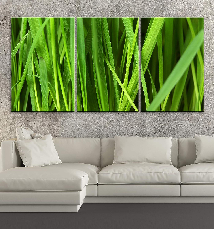 wall art decor for living room.htm amazon com boxcolors large 30 x 60  3 panels 30x20 ea art canvas  panels 30x20 ea art canvas