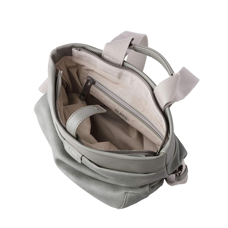 d1a7df2c0 Slang Mochila-bolso IL5 IS LIVE - Verde claro: Amazon.es: Zapatos y  complementos