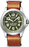 [シチズン]CITIZEN 腕時計 PROMASTER プロマスター エコ・ドライブ プロマスター × mont・bell BN0121-18X メンズ