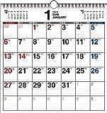 2019年 書き込み式シンプルカレンダー A3変型 【K1】 ([カレンダー])