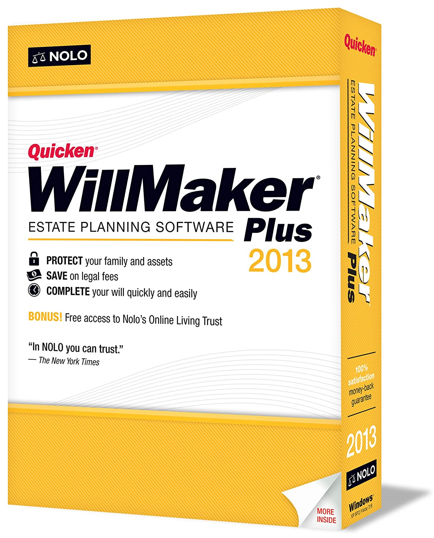 com quicken willmaker plus software