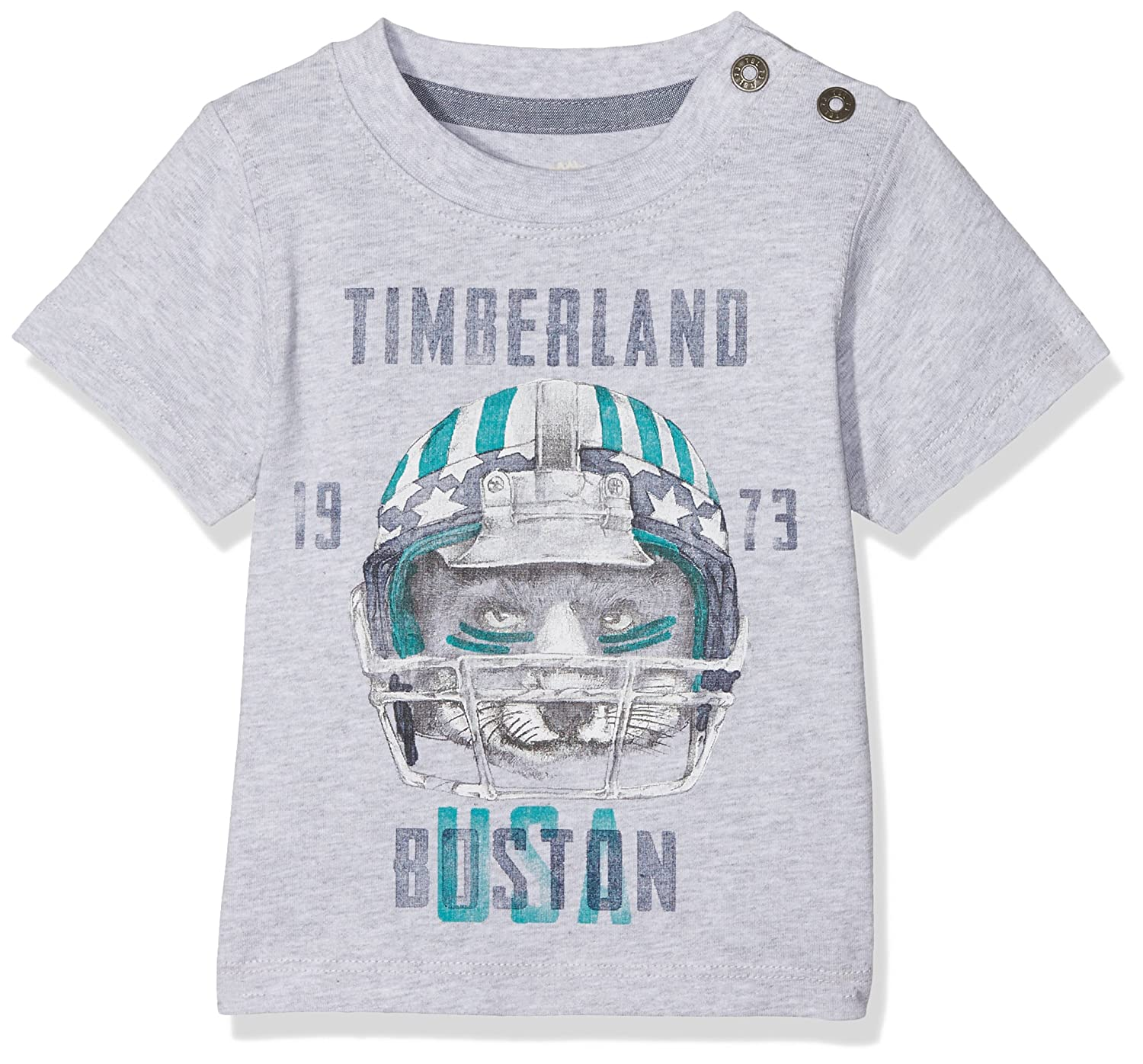Timberland Baby Boys' Tee-Shirt Manches Courtes T T05G98