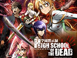 Amazon com: Watch High School of the Dead Season 1 (English Dubbed