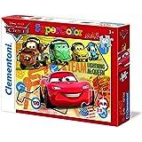 Clementoni - 26739.2 - Maxi Puzzle - Cars -  60 Pièces