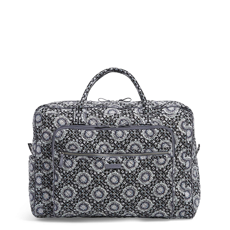 Vera Bradley Women s Signature Cotton Grand Weekender Travel Bag