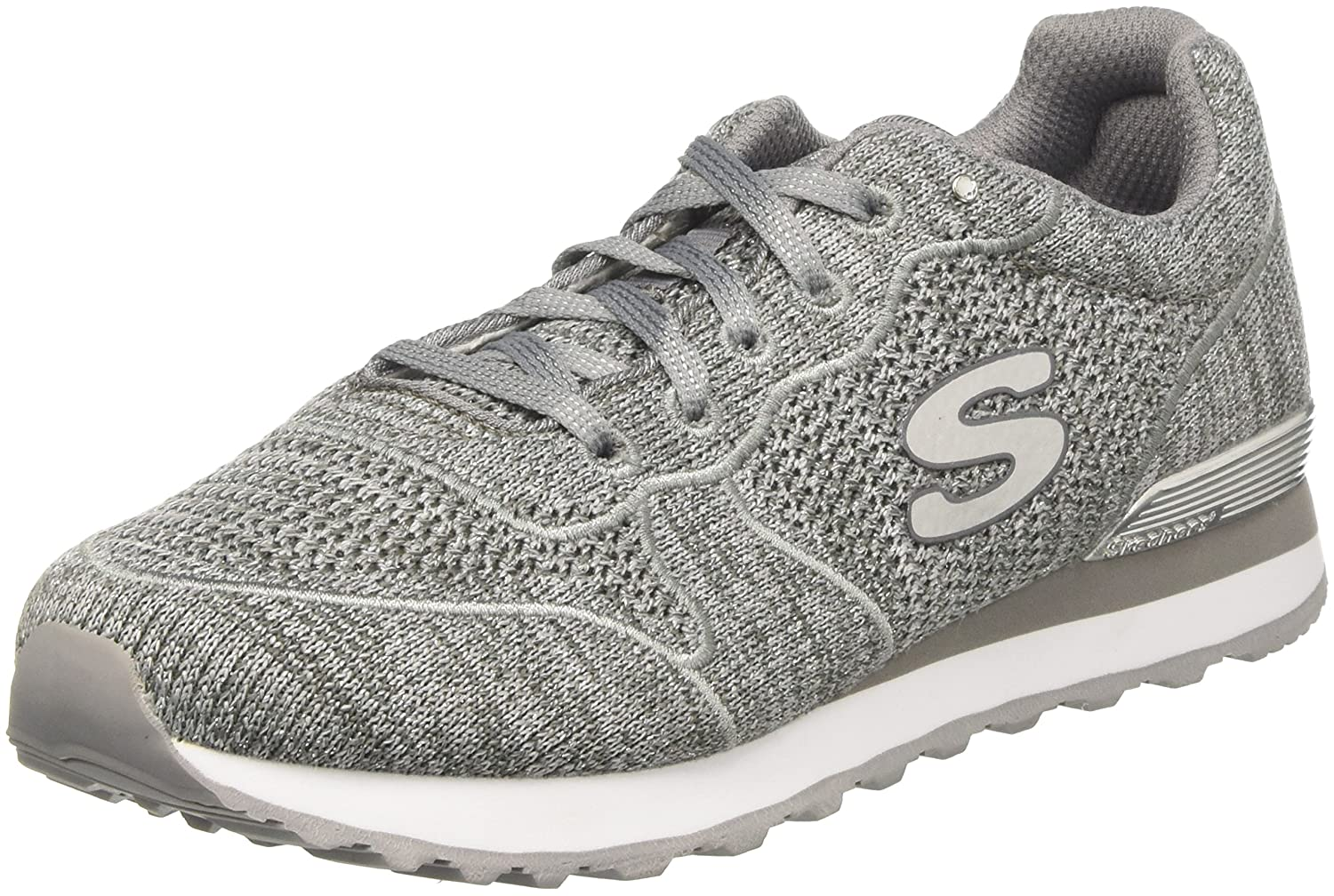 Skechers OG 85-Low Flyers, Zapatillas para Mujer
