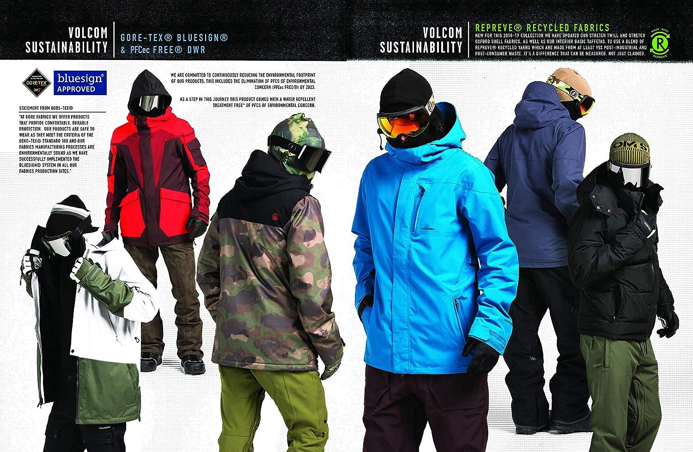 Volcom Hydro Riding Hoodie - Sudadera para, Hombre, G2451905: Amazon.es: Deportes y aire libre
