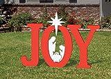Frontyard Originals Outdoor Joy Nativity