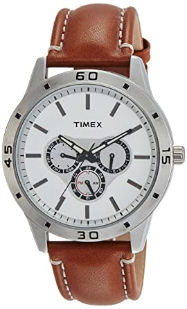 bb20fc40733 Timex Analog Silver Dial Men's Watch - TW000U911