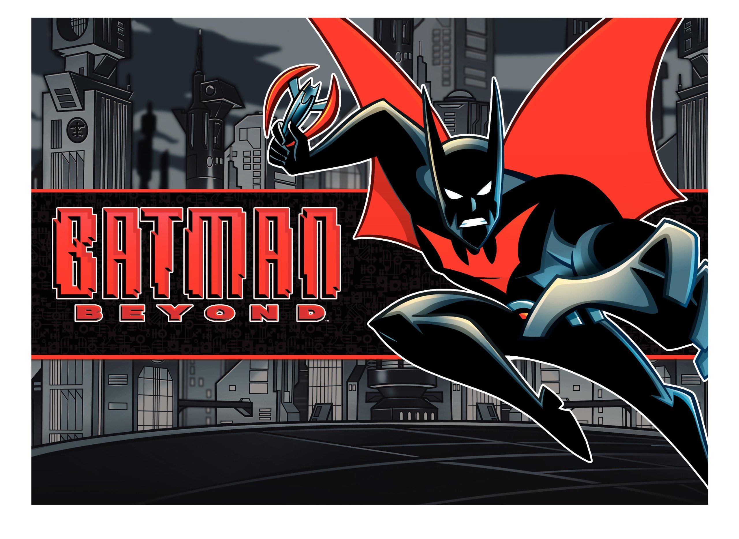 Batman Beyond: The Complete Series by Warner Home Video