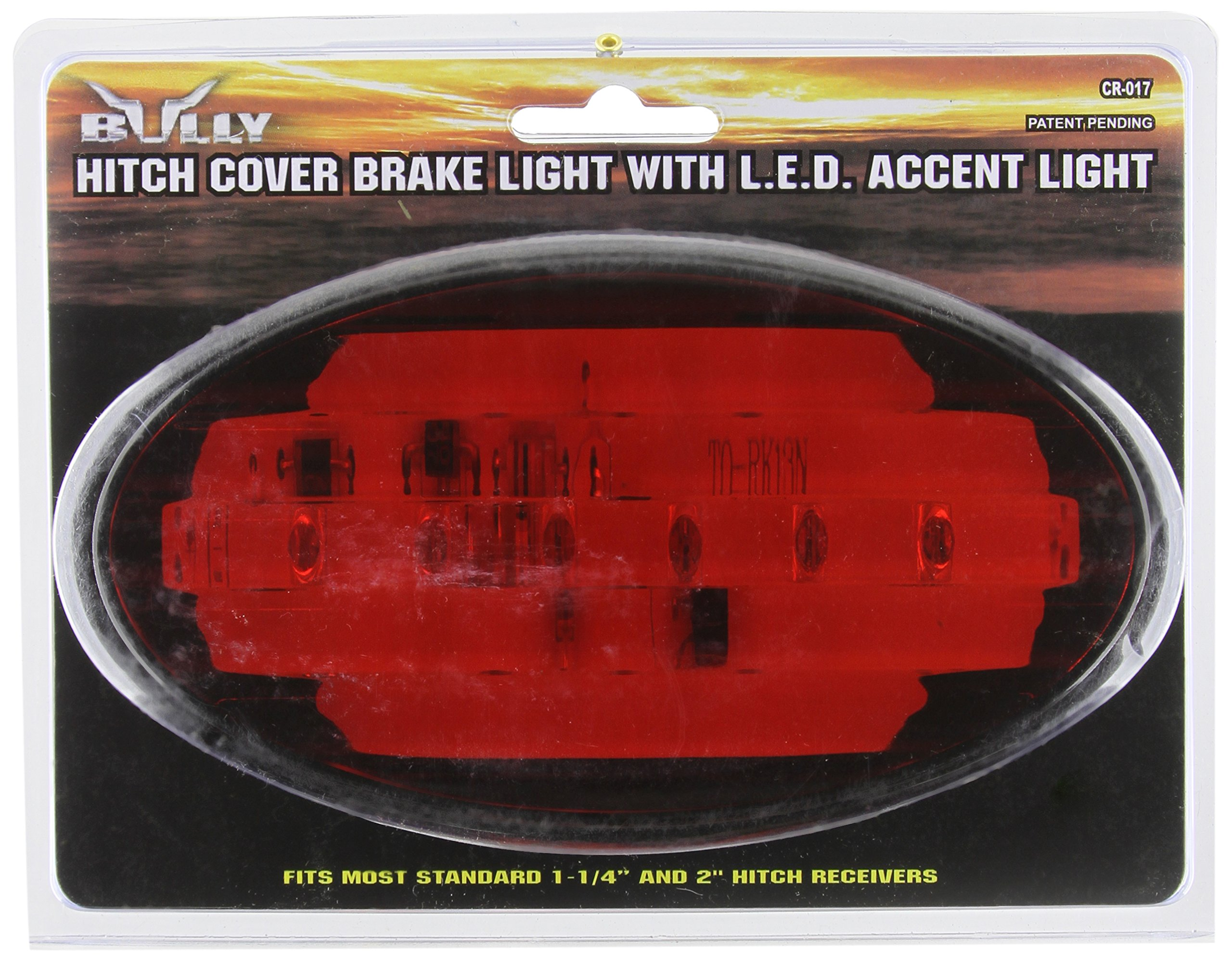 Pilot Automotive Bully CR-017 LED Hitch Brake Light by Pilot Automotive