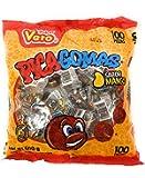 Vero Pica Gomas Chili Flavor Gummy Mexican Candy,100 Pieces,1 LB,5.15 OZ (Mango)