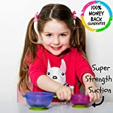 Toddler Plates and Bowls | Baby Bowls with
