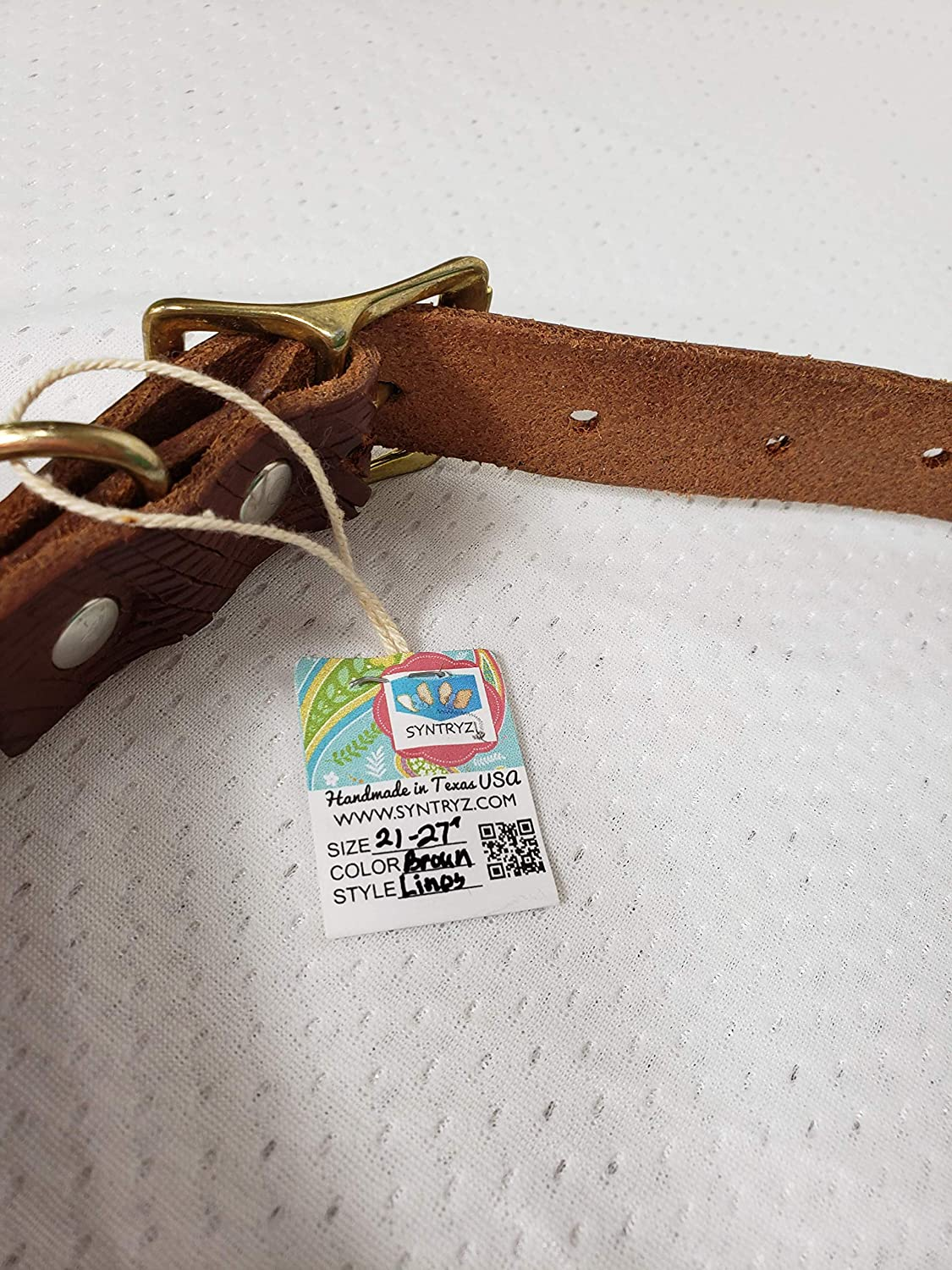 Handwoven and Authentic Leather Dog  Pet Leashes Multicolors and Sizes