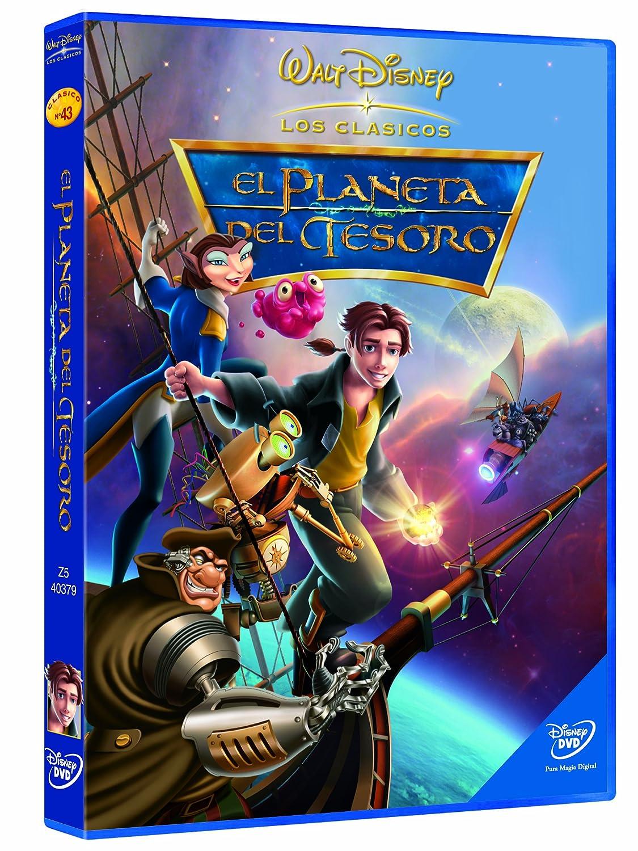 El Planeta del Tesoro [DVD]: Amazon.es: Roscoe Lee Browne ...