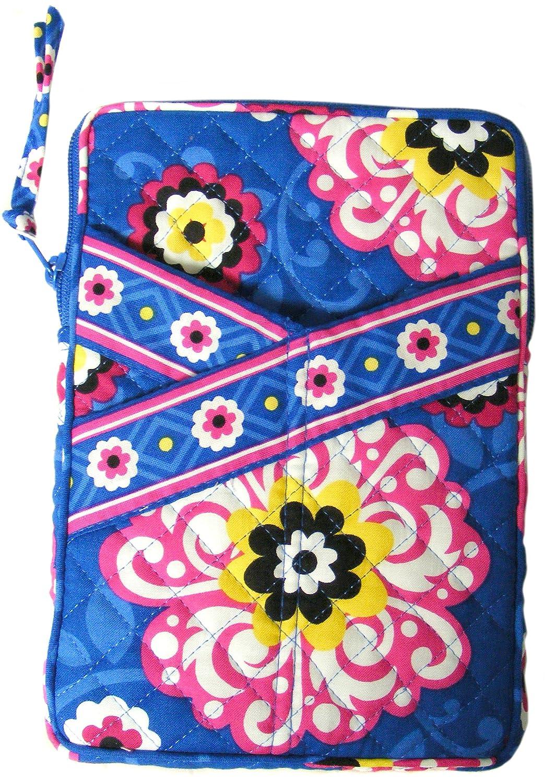 Stephanie Dawn E-Reader Cover - Sea Blossom - New Quilted Handbag USA 10039-016