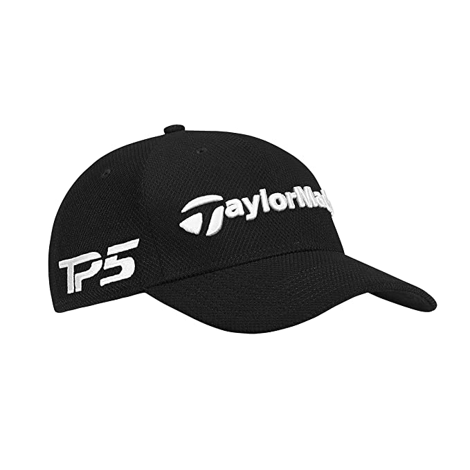 31313bdfc89 Amazon.com   TaylorMade Golf 2018 Men s New Era Tour 39thirty Hat   Sports    Outdoors