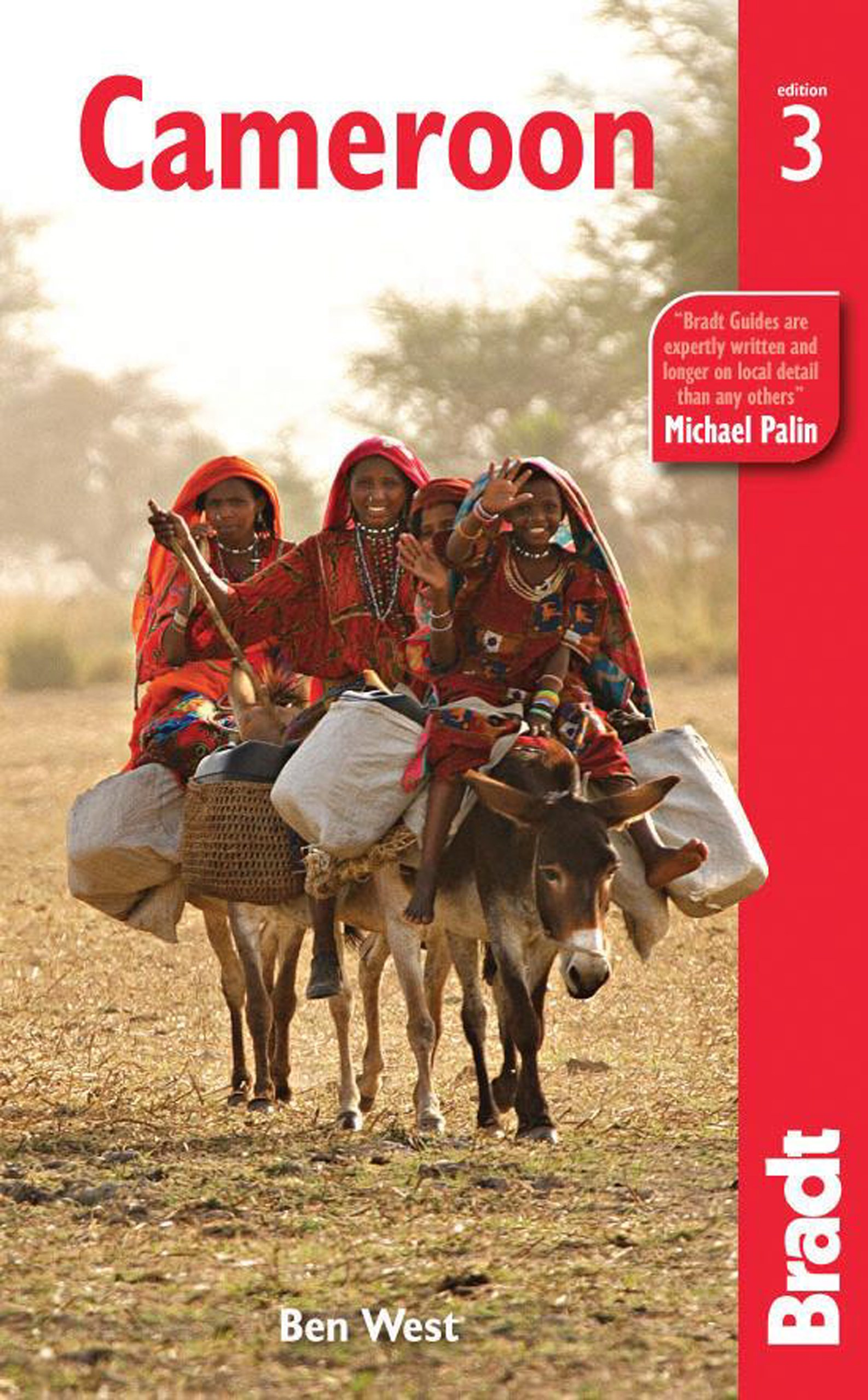 Cameroon (Bradt Travel Guide) ebook