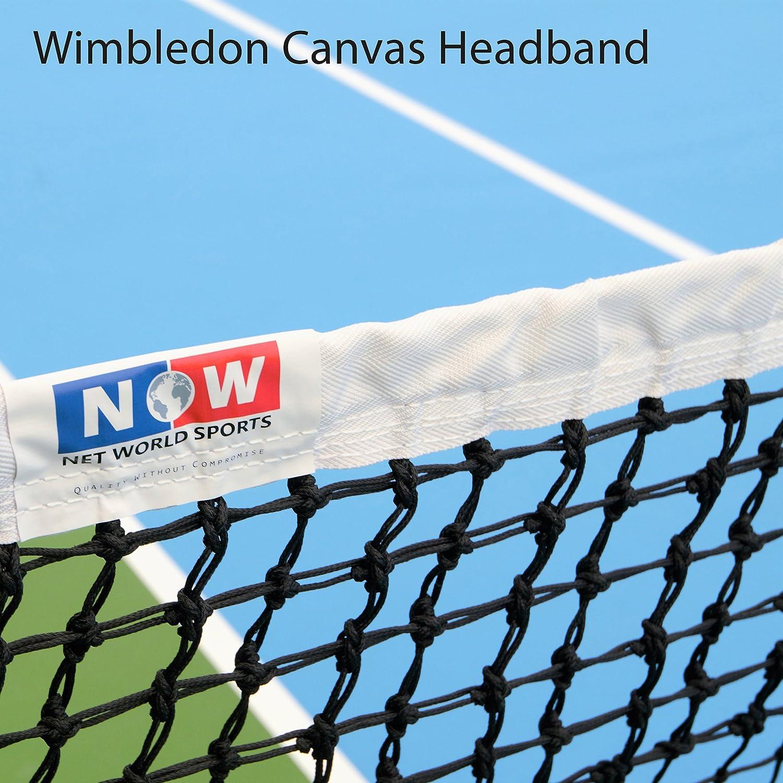 ITF Regulation Pro Singles Doubles Tennis Nets 7 Styles Vermont Tennis Nets