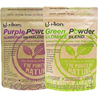 Hion Combo Pack - Green Powder & Purple Powder