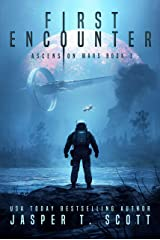 First Encounter (Ascension Wars Book 1) Kindle Edition