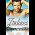 The Italians: Cristiano, Vittorio & Dario - 3 Book Box Set