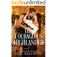 The Courageous Highlander: A Magical Medieval Christmas Romance