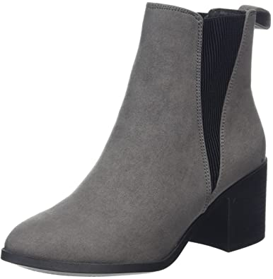 New Look Carlson, Bottes Chelsea Pour Mujer, Noir (noir), 36 I