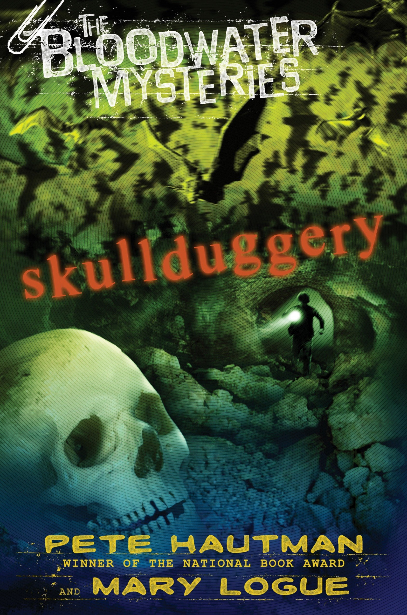 Download The Bloodwater Mysteries: Skullduggery pdf