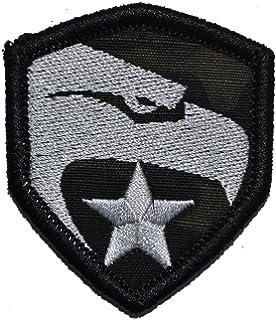 Amazon.com: Snake Eyes Symbol G.I. Joe Ninja 2x2 Morale ...